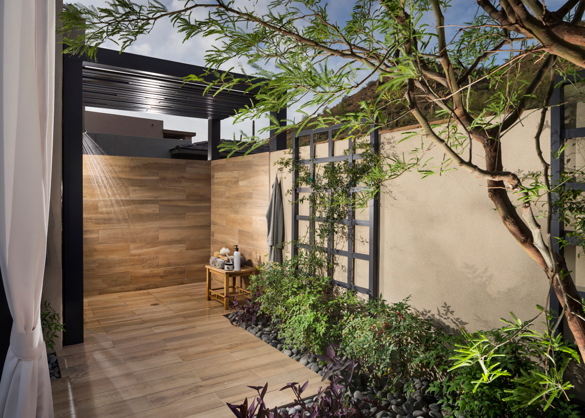 Home designs offer a luxurious indoor-outdoor lifestyle