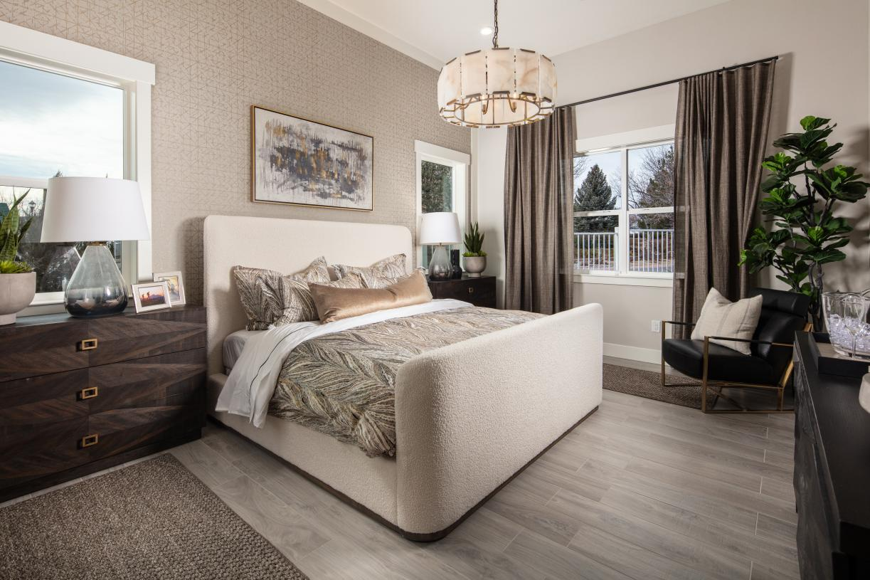 Lovely primary bedroom suite