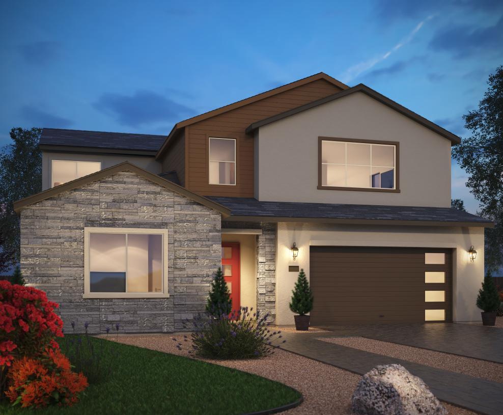 Danbury Elite - Modern Nevada Ranch