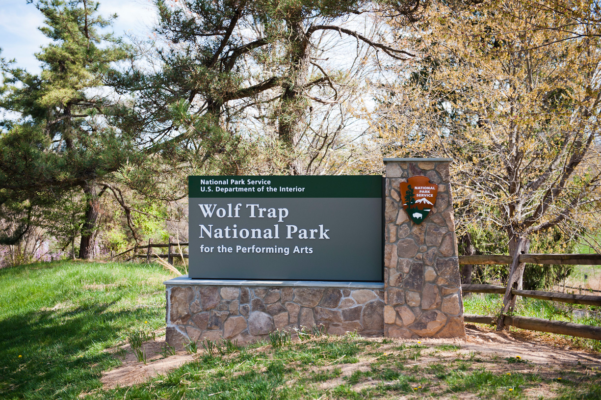 Attend concerts at Wolf Trap National Park for the Performing Arts