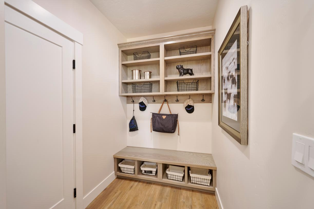 Every day entry with storage