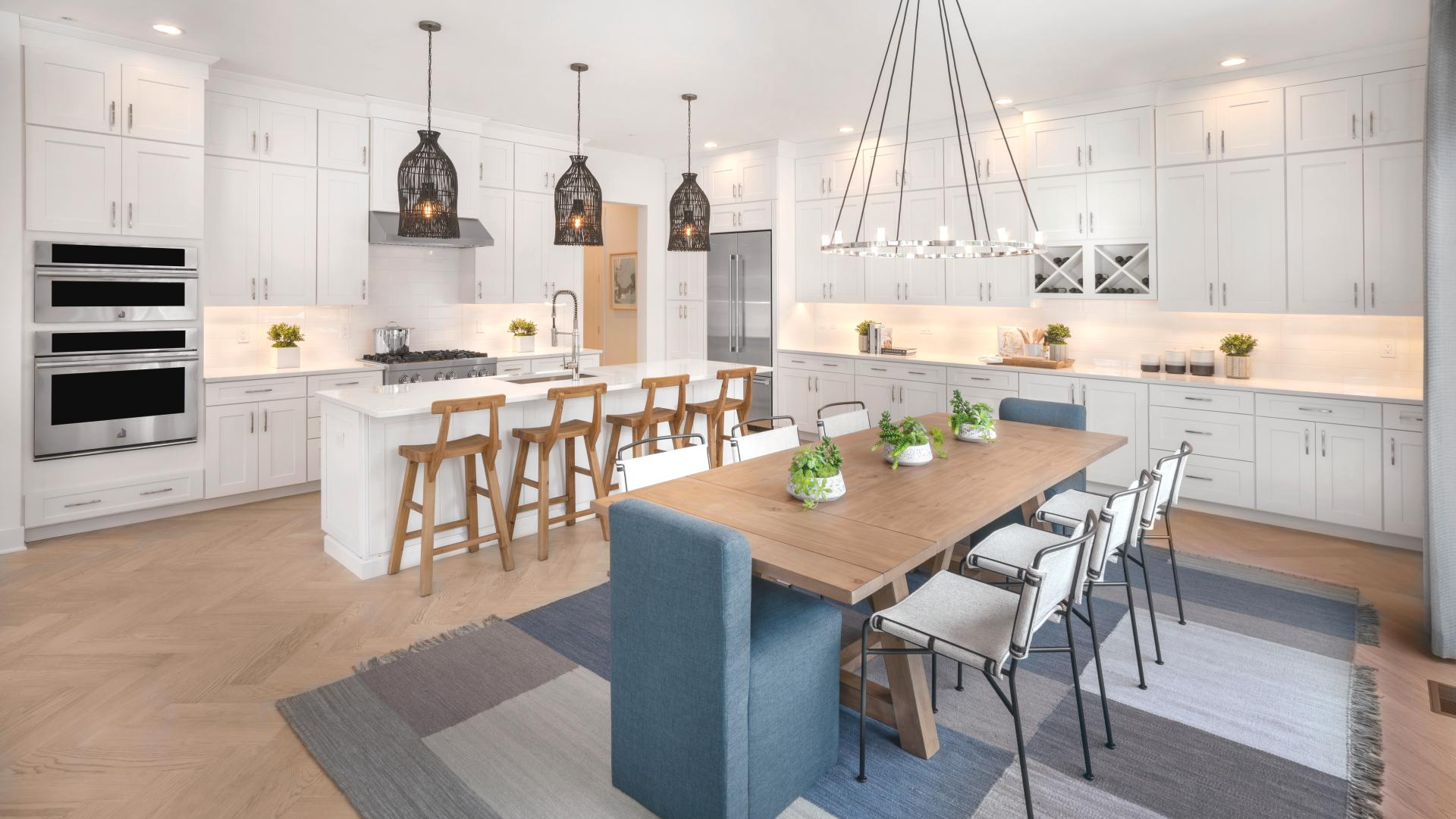 Wetherbee kitchen and dining