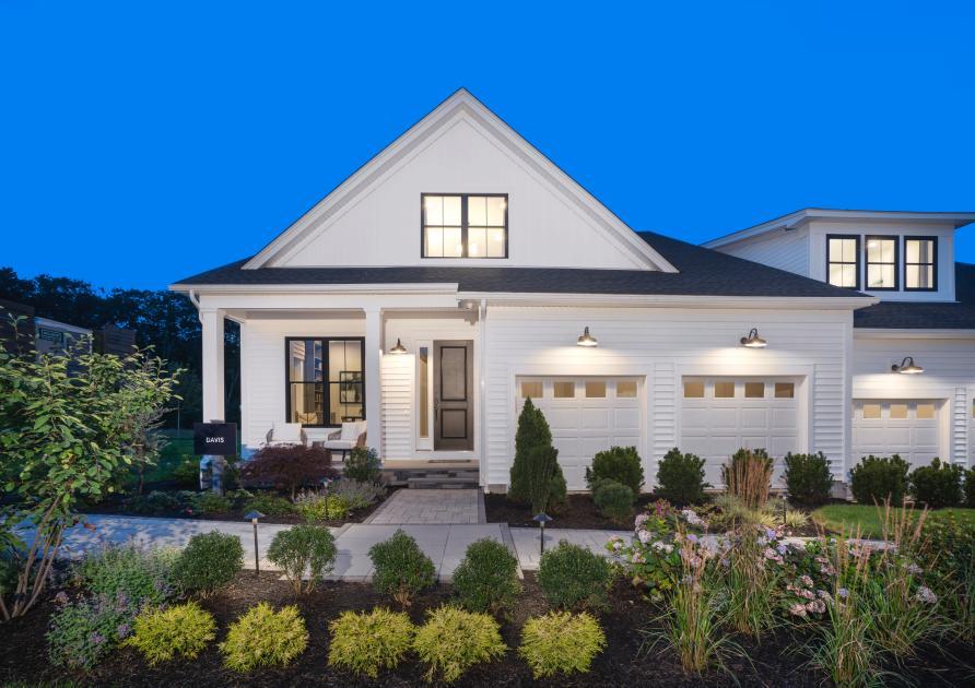 The Davis Modern Farmhouse Design