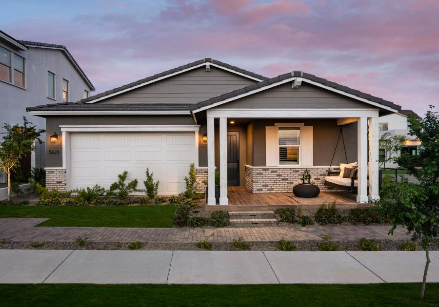 Toll Brothers - Bowie Ranch Photo