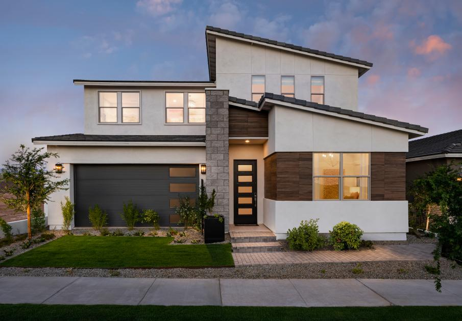 Toll Brothers - Rumford Modern Photo