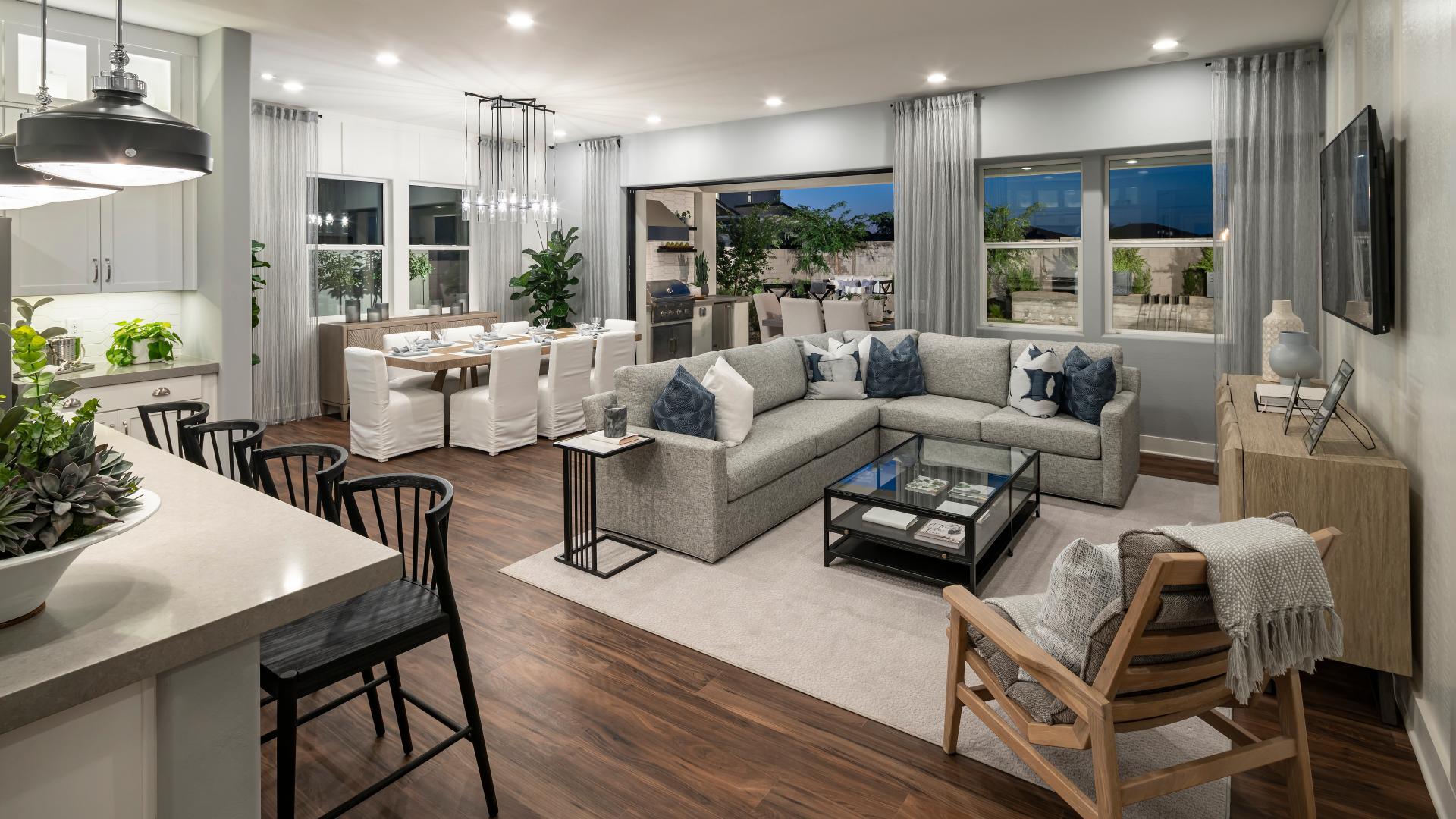 Toll Brothers at Cadence - Montage Collection