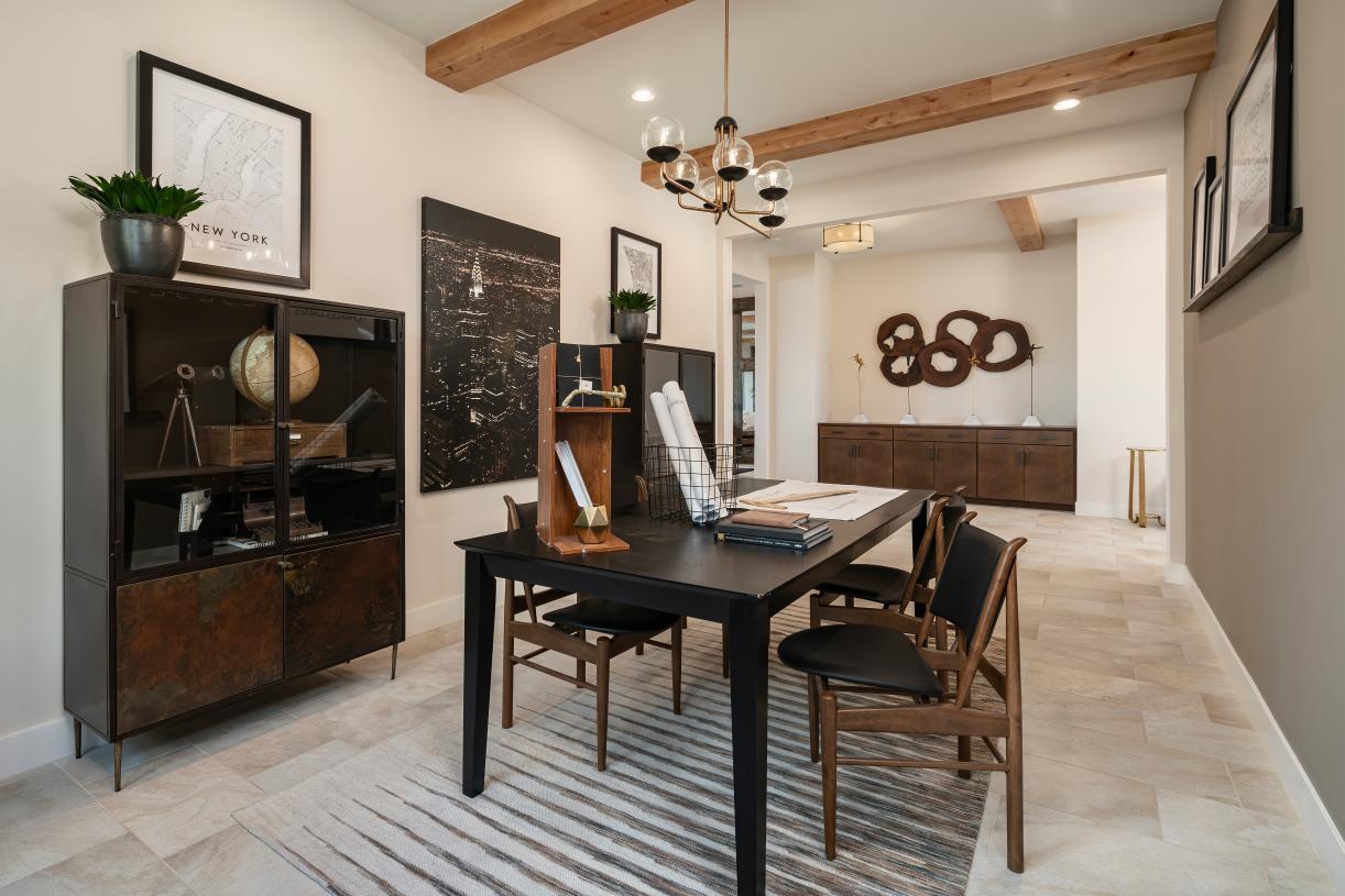Versatile flex room with endless possibilities