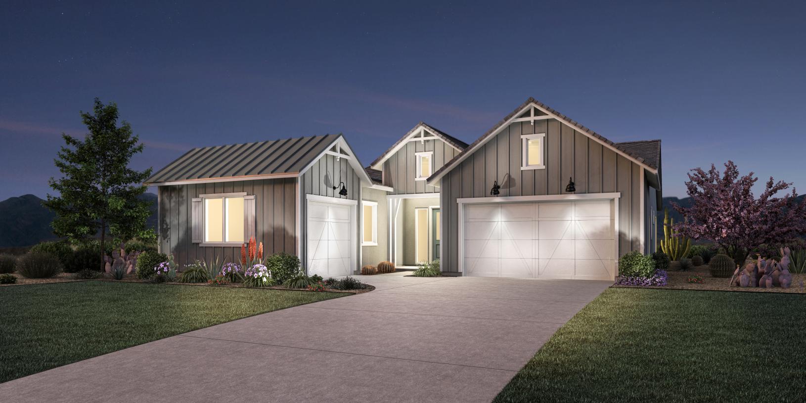 Sheldon - Farmhouse