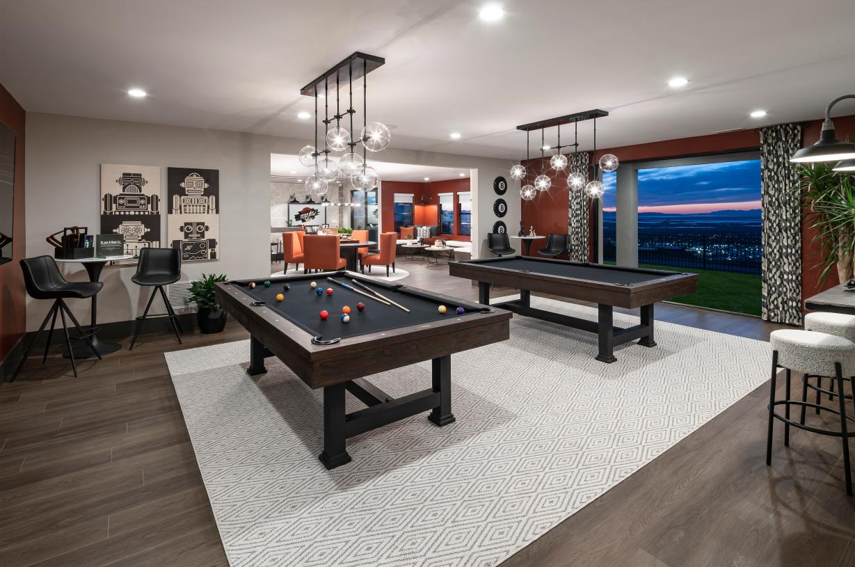Stunning basement with endless possibilities and access to the backyard