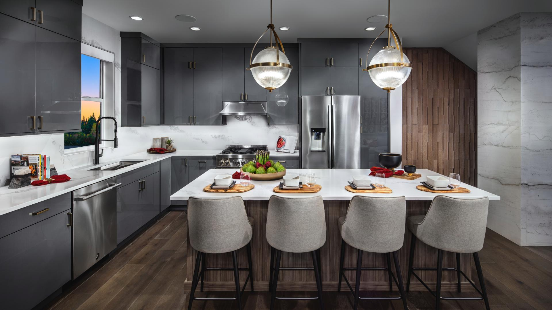 Create a show-stopping kitchen with the help of our designers at the Design Studio