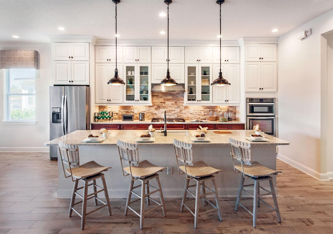 Sophisticated kitchen designs
