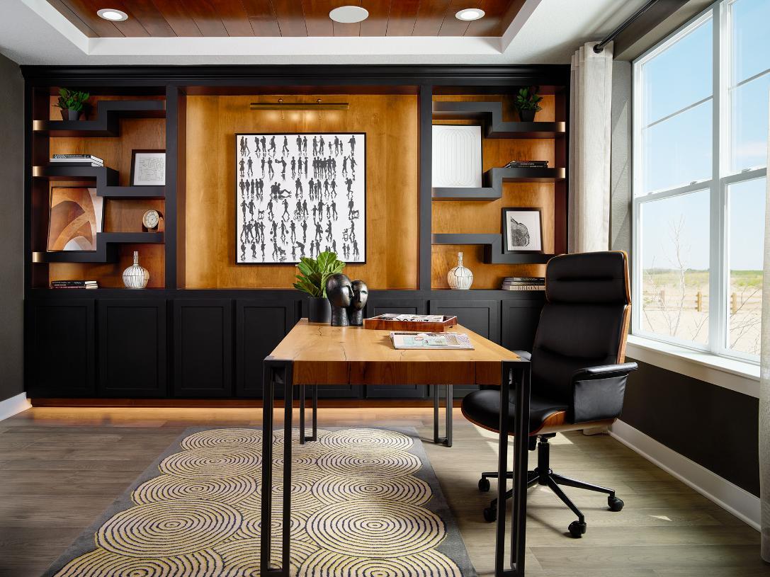 Shavano private office