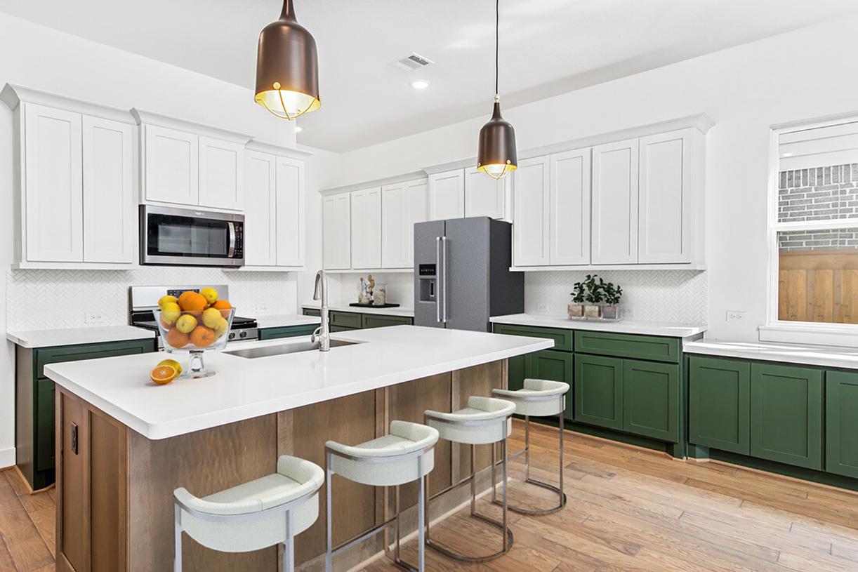 Leighton kitchen - Representative photo