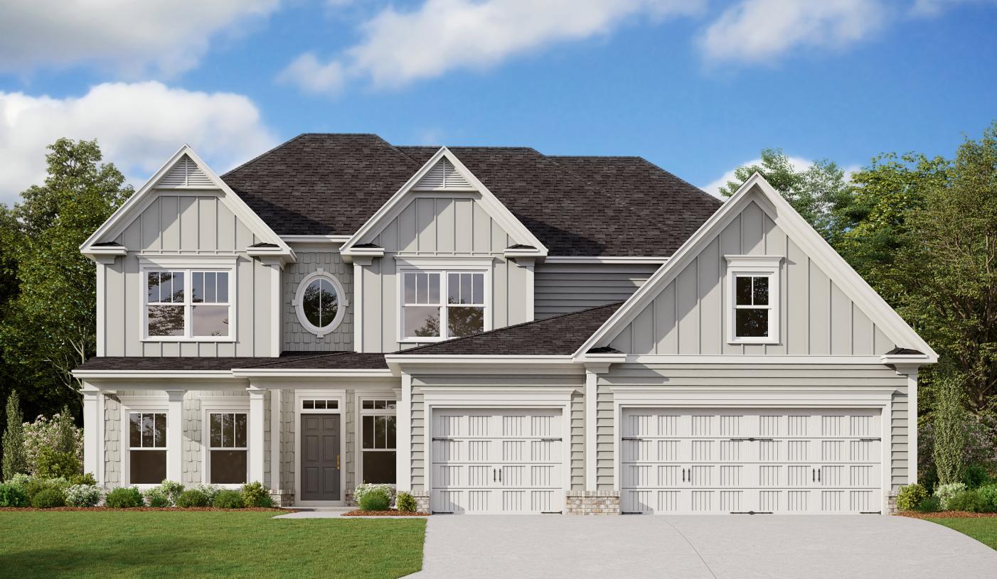 Winthrop II -  Modern Farmhouse