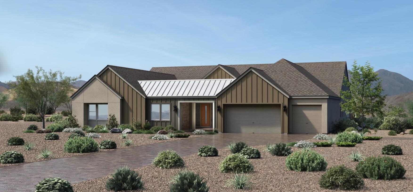 Primrose -  Modern Farmhouse