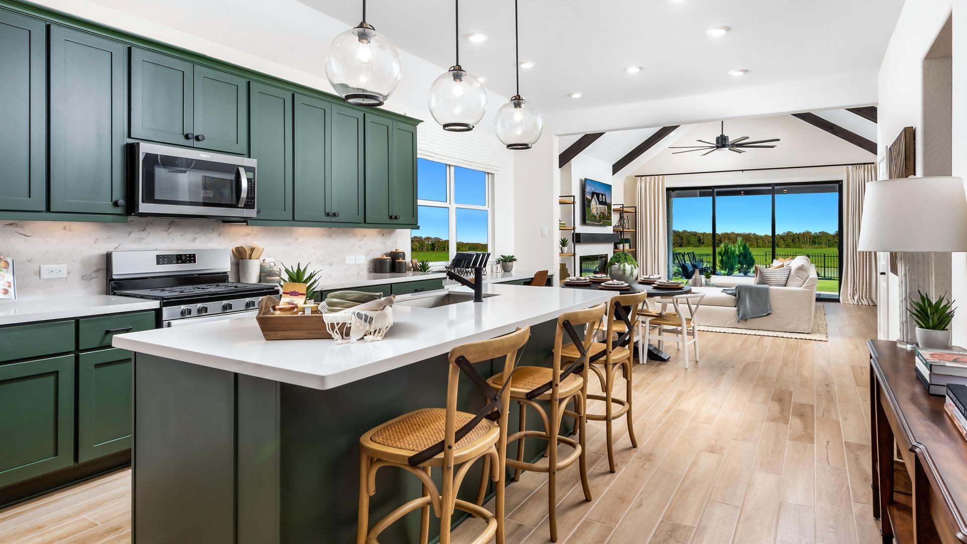 Spacious kitchen, perfect for entertaining