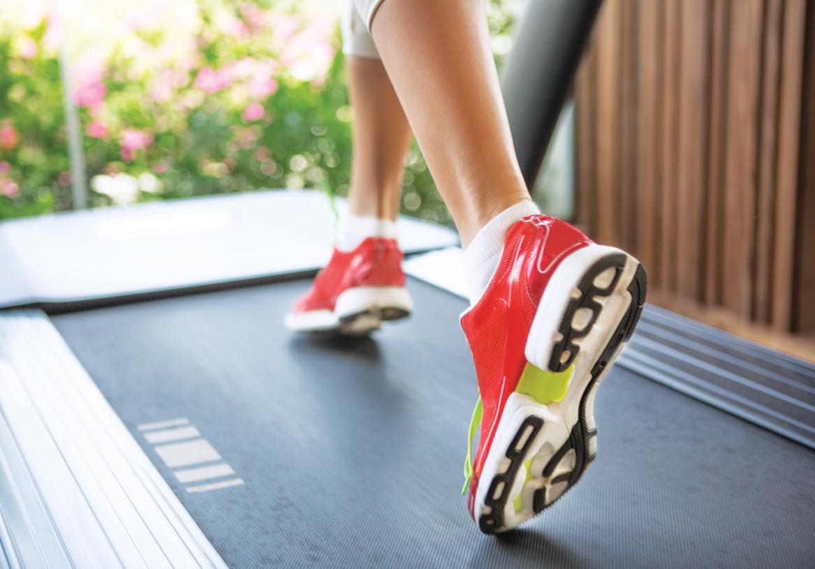 Onsite fitness center available Lakes at Creekside - The Premier Collection residents