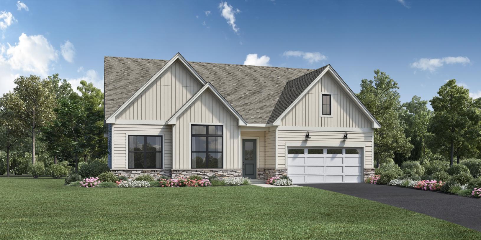 Dansboro - Modern Farmhouse