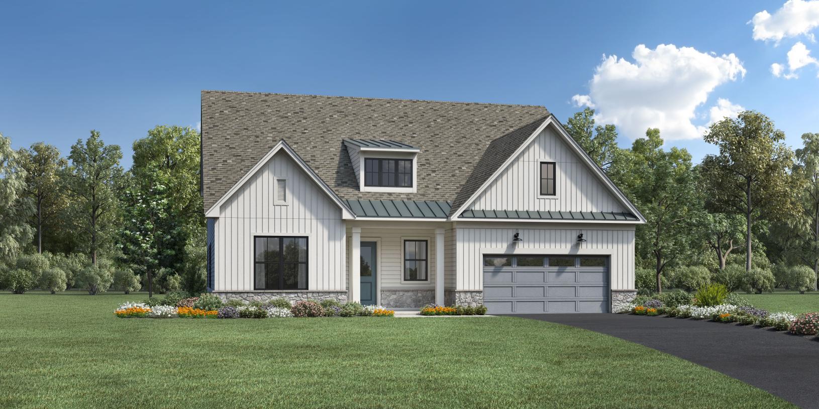 Casey - Modern Farmhouse