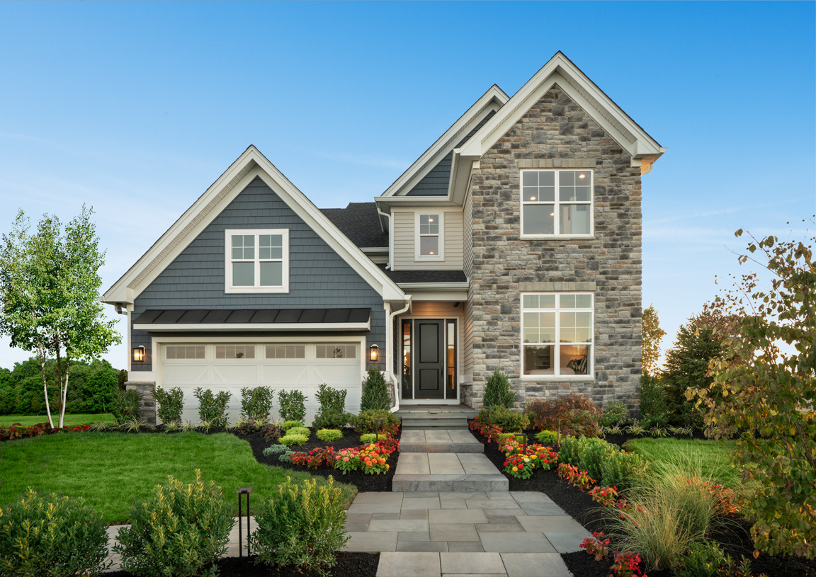 Luxury single-family homes