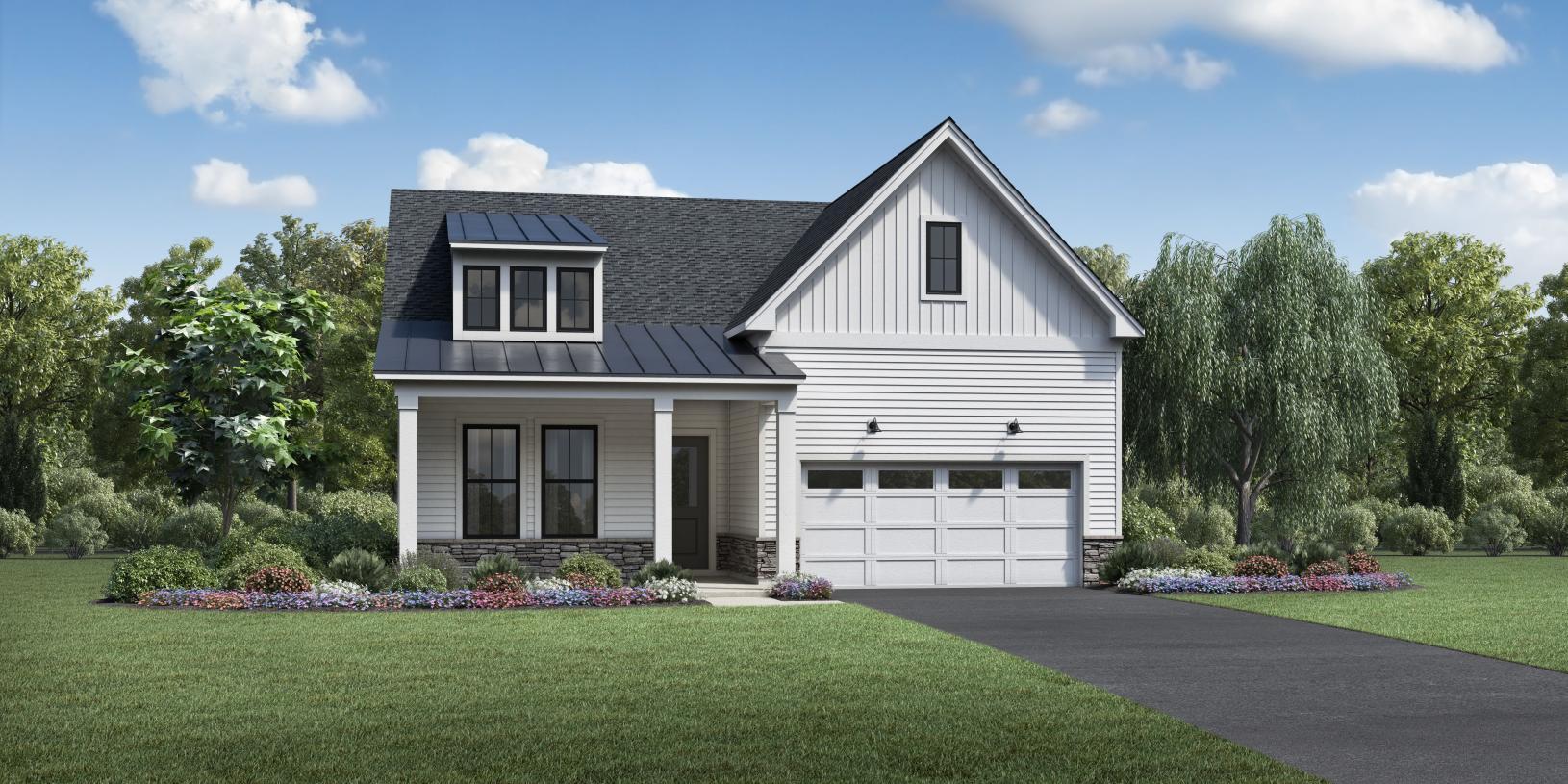 Maple Glen - Modern Farmhouse