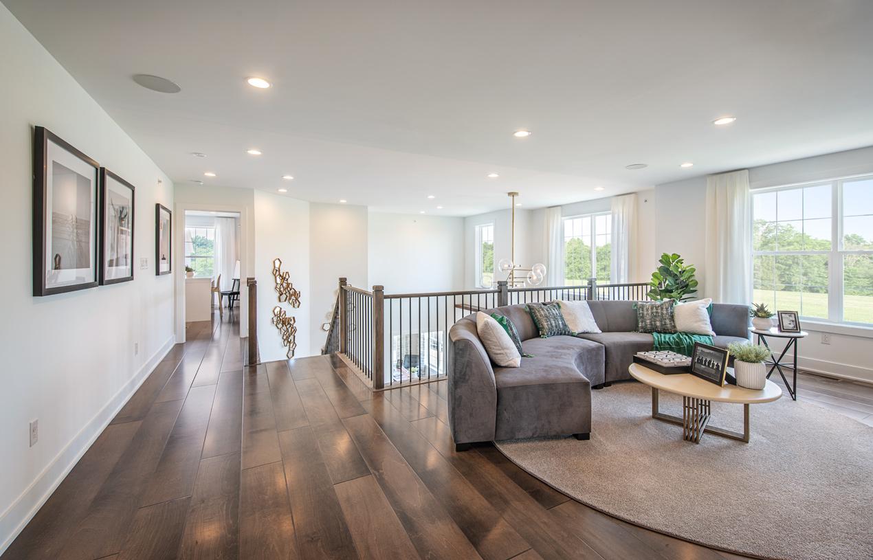 Versatile loft spaces