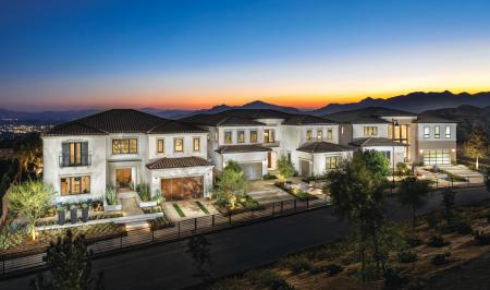 Westcliffe at Porter Ranch - Skyline Collection