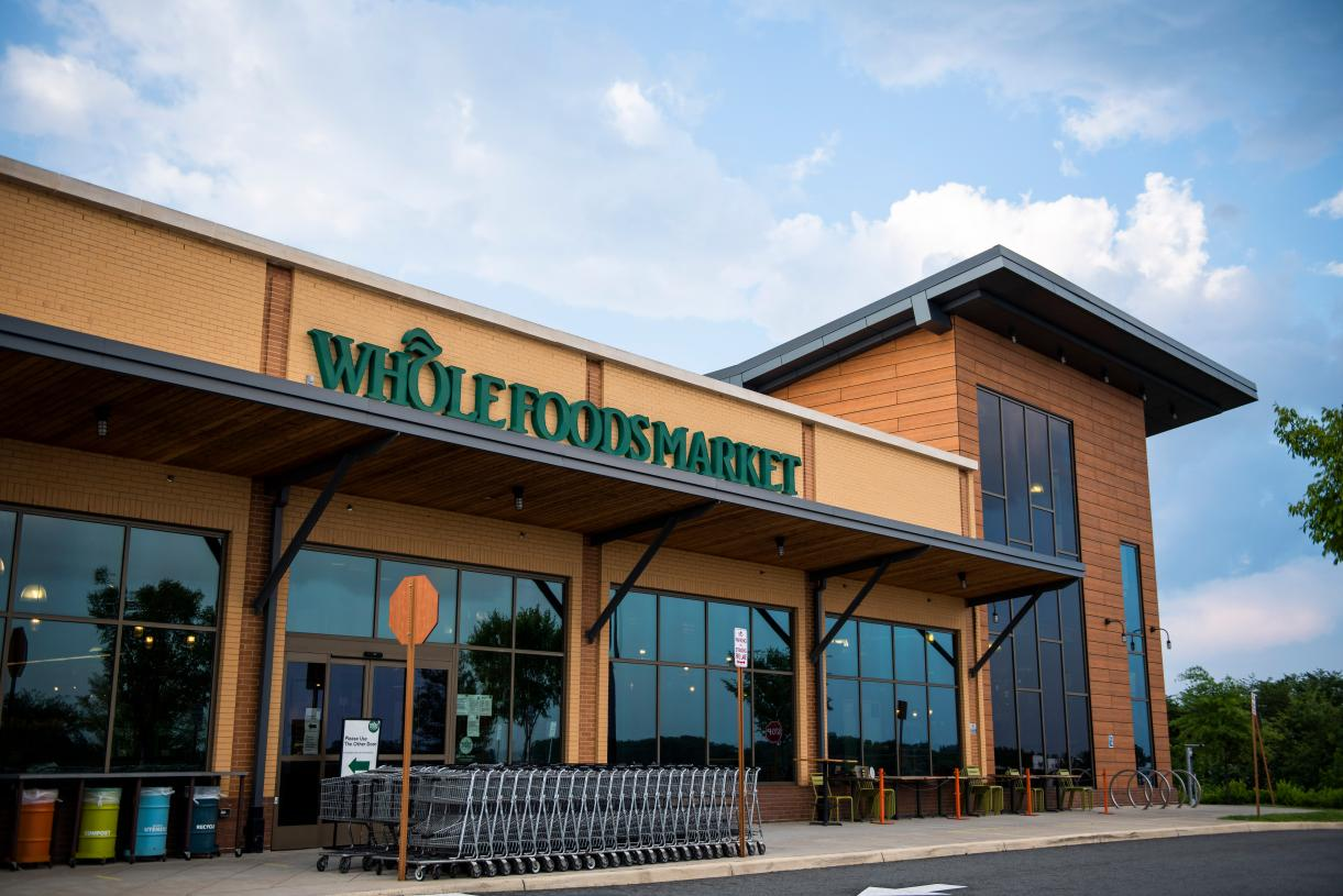 Shop at Whole Foods