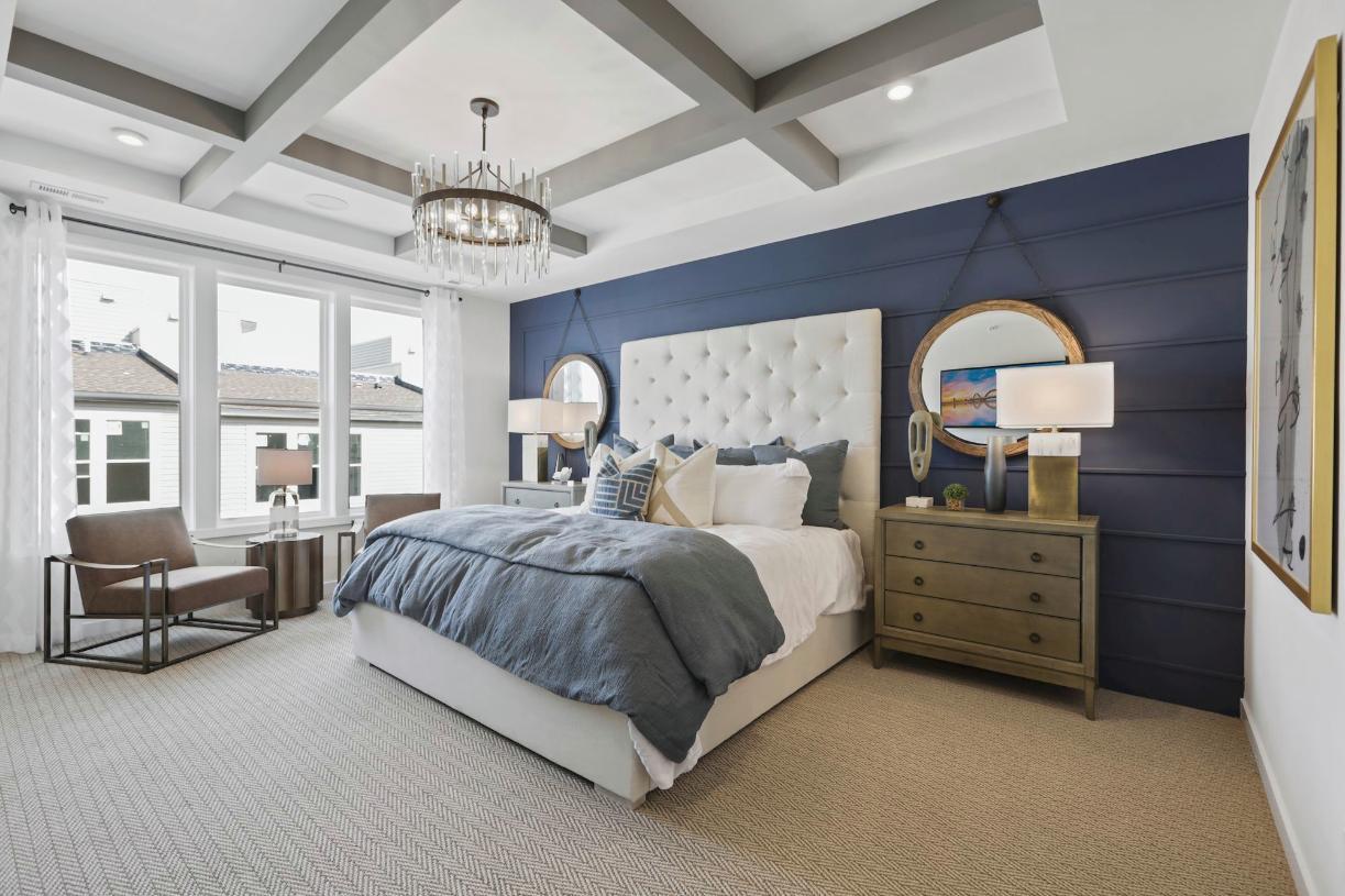 Walney primary bedroom