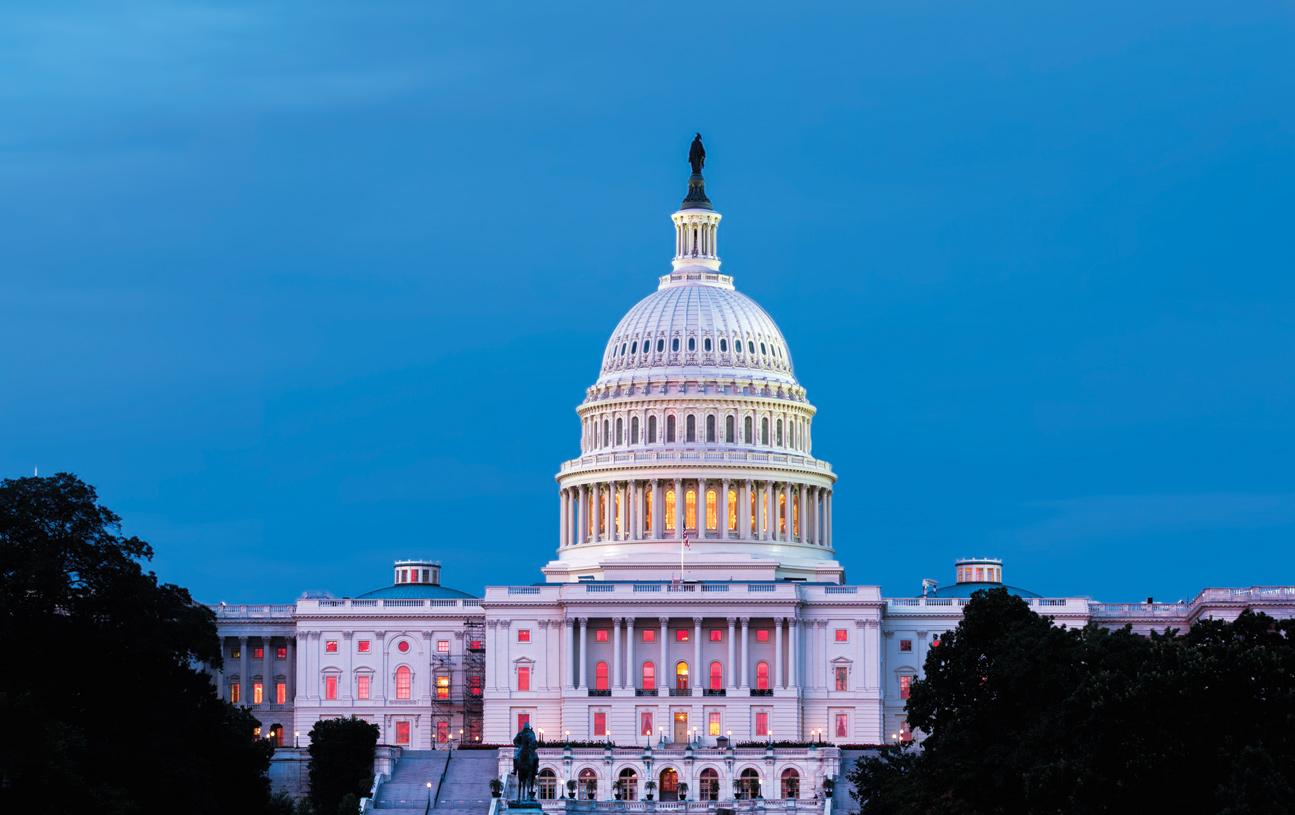 Convenient access to Washington, DC