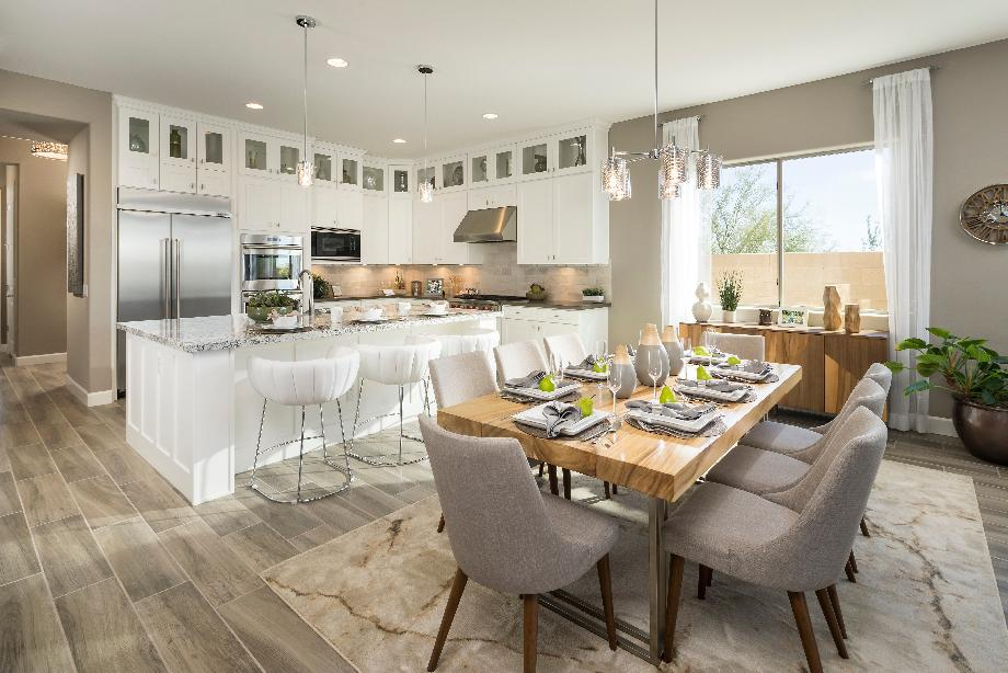 Toll Brothers - Sereno Canyon - Villa Collection Photo