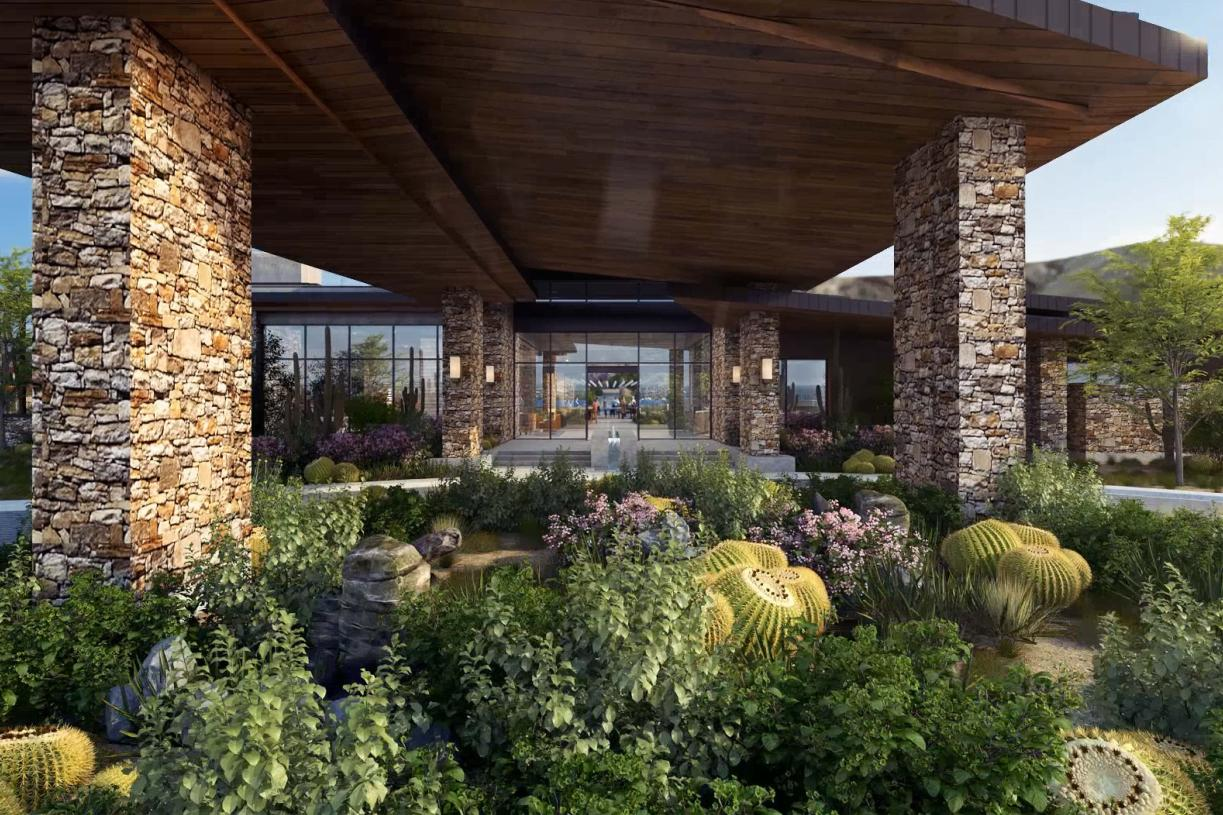 Mountain House Lodge with resort amenities