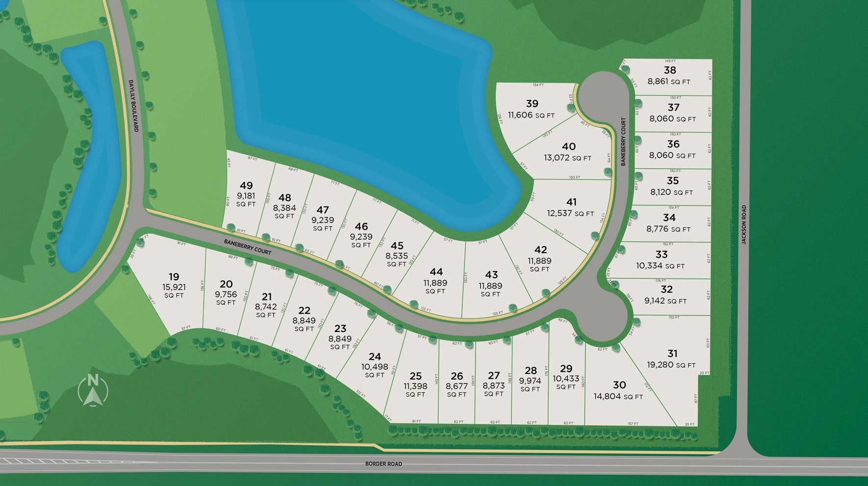 Toll Brothers at Venice Woodlands Site Plan II