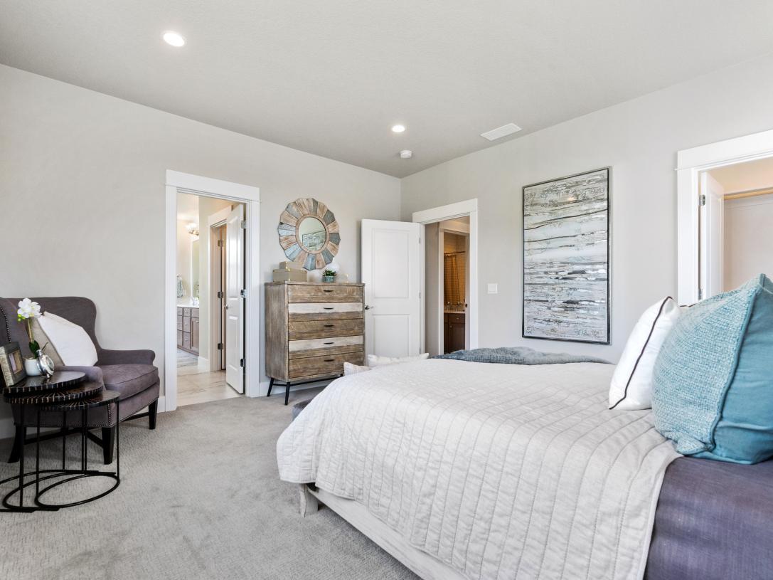 (Representative photo) Primary bedroom