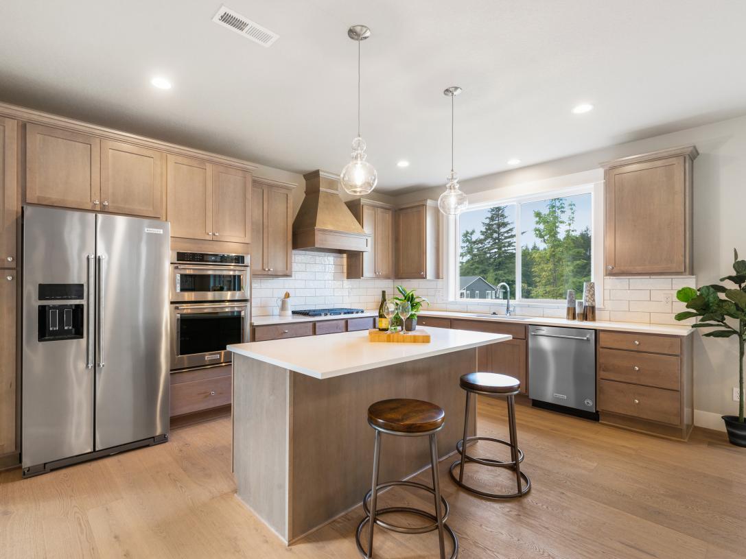 (Representative photo) Kitchen island