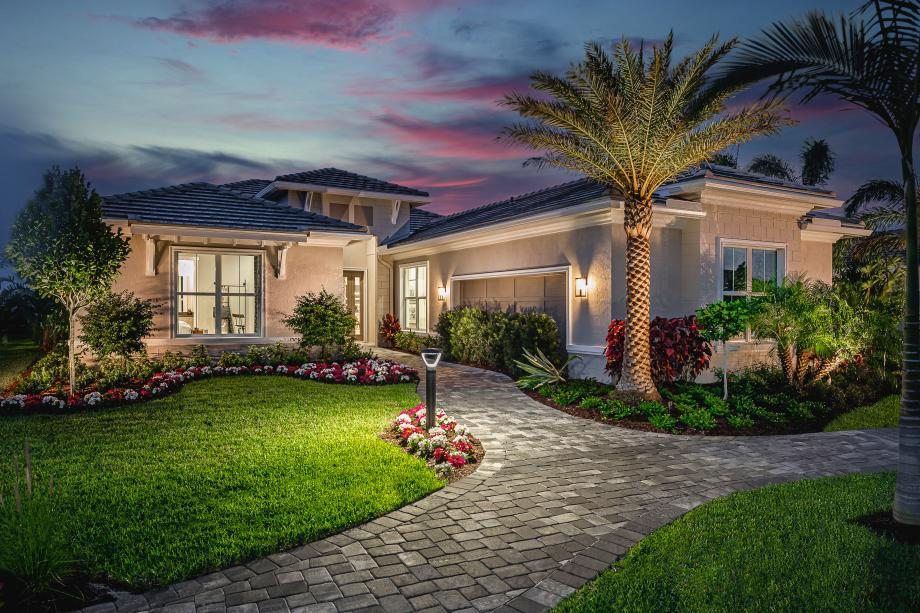 Toll Brothers - Regency at Avenir - Tradewinds Collection Photo