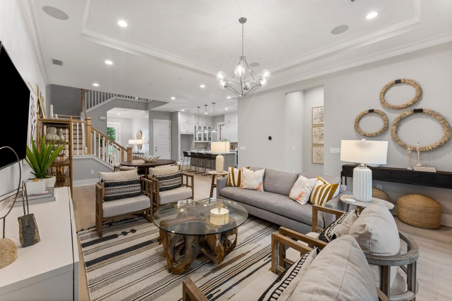 Toll Brothers - Franklin Square at Crosswater Photo