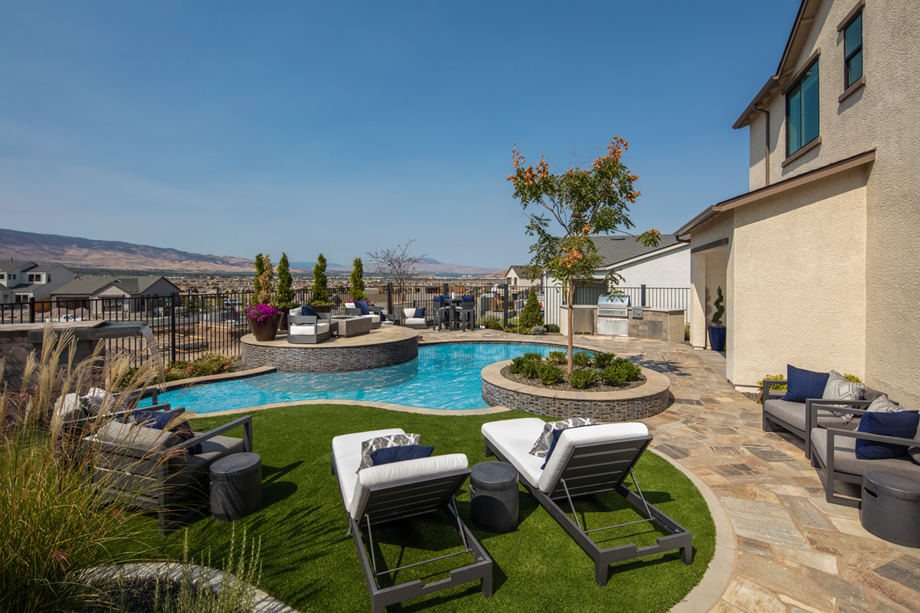 Toll Brothers - Copper View at Caramella Ranch Photo