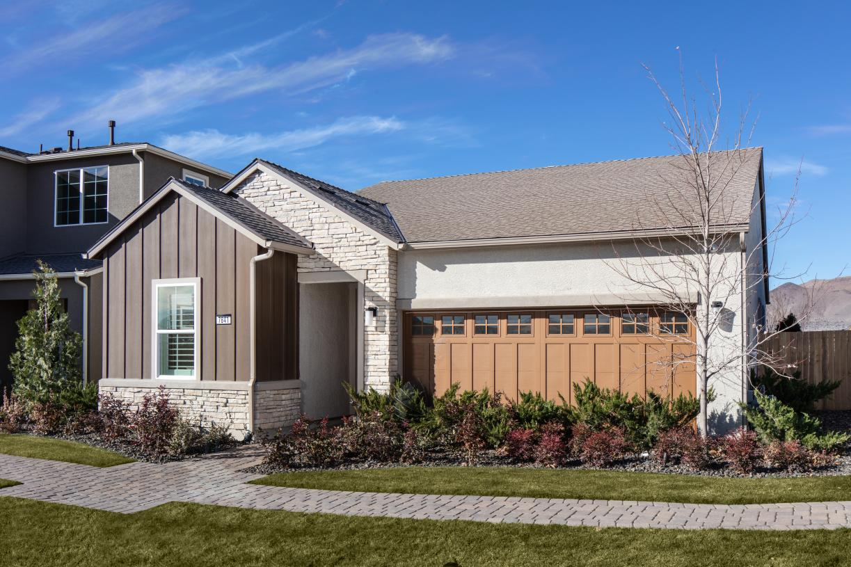 The Allia exterior offers a welcoming entrance