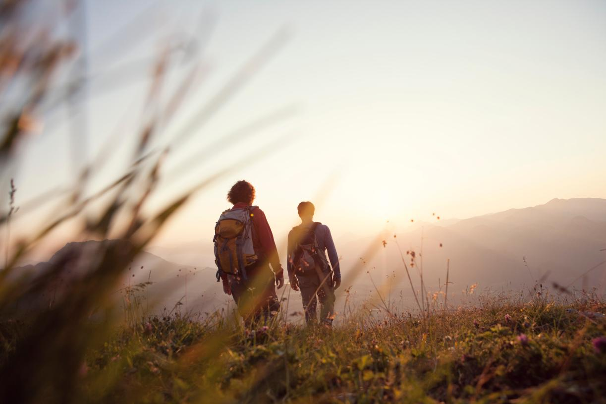 Scenic hiking trails nearby the community for outdoor adventures