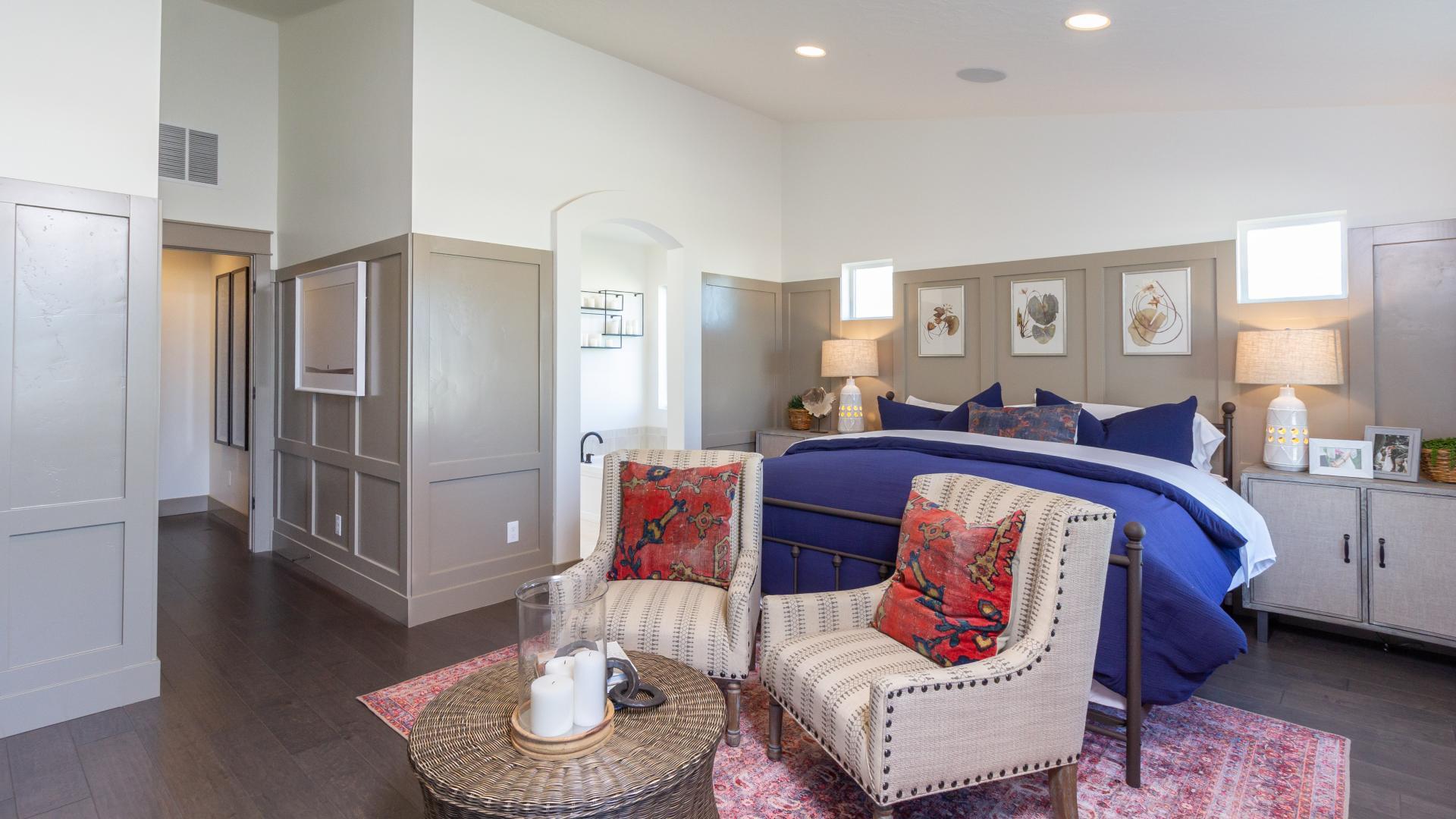 Elliot primary bedroom