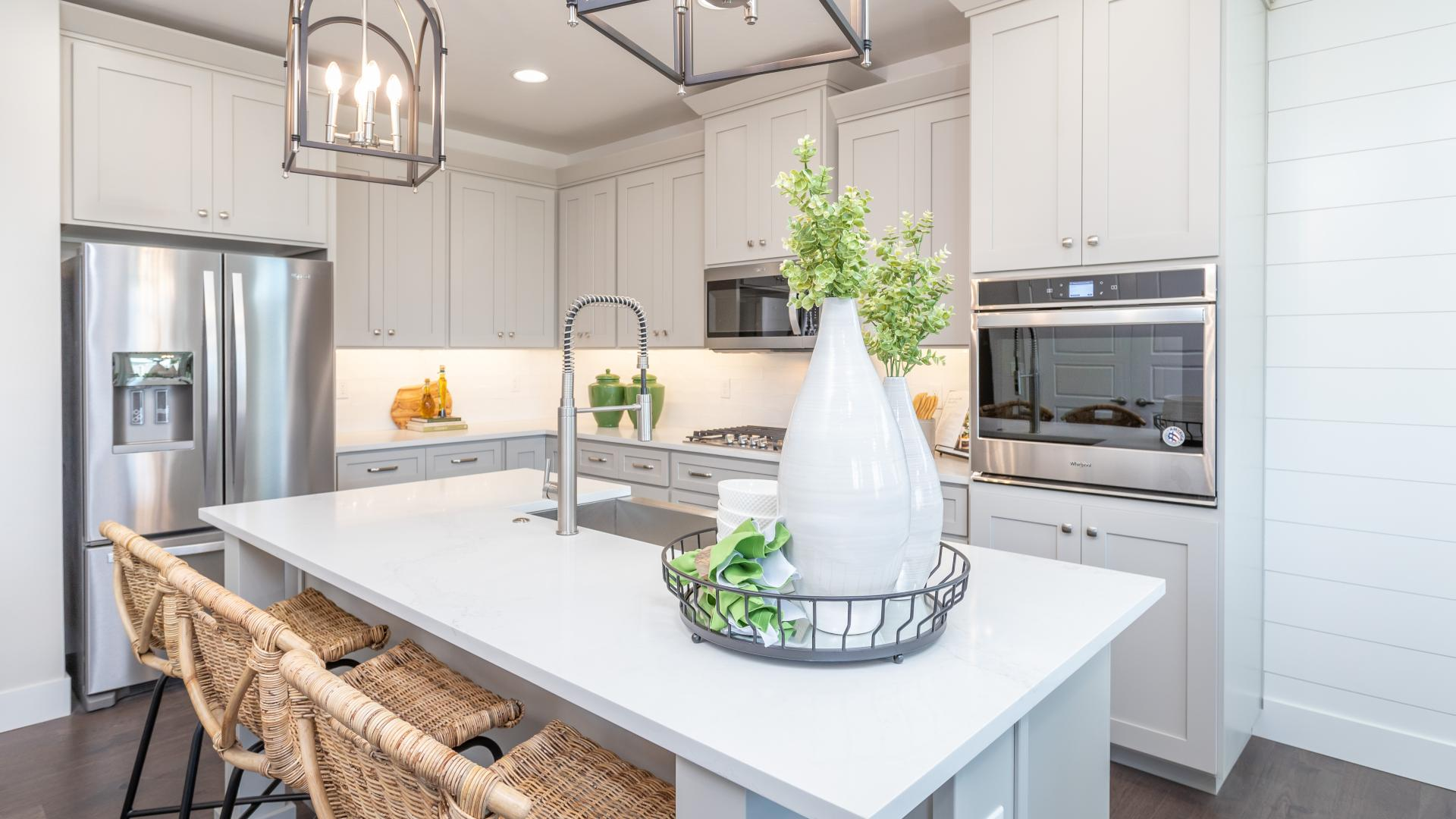 Bright and function kitchens