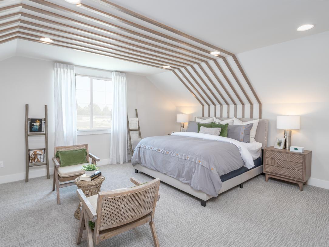 Extra flex room options