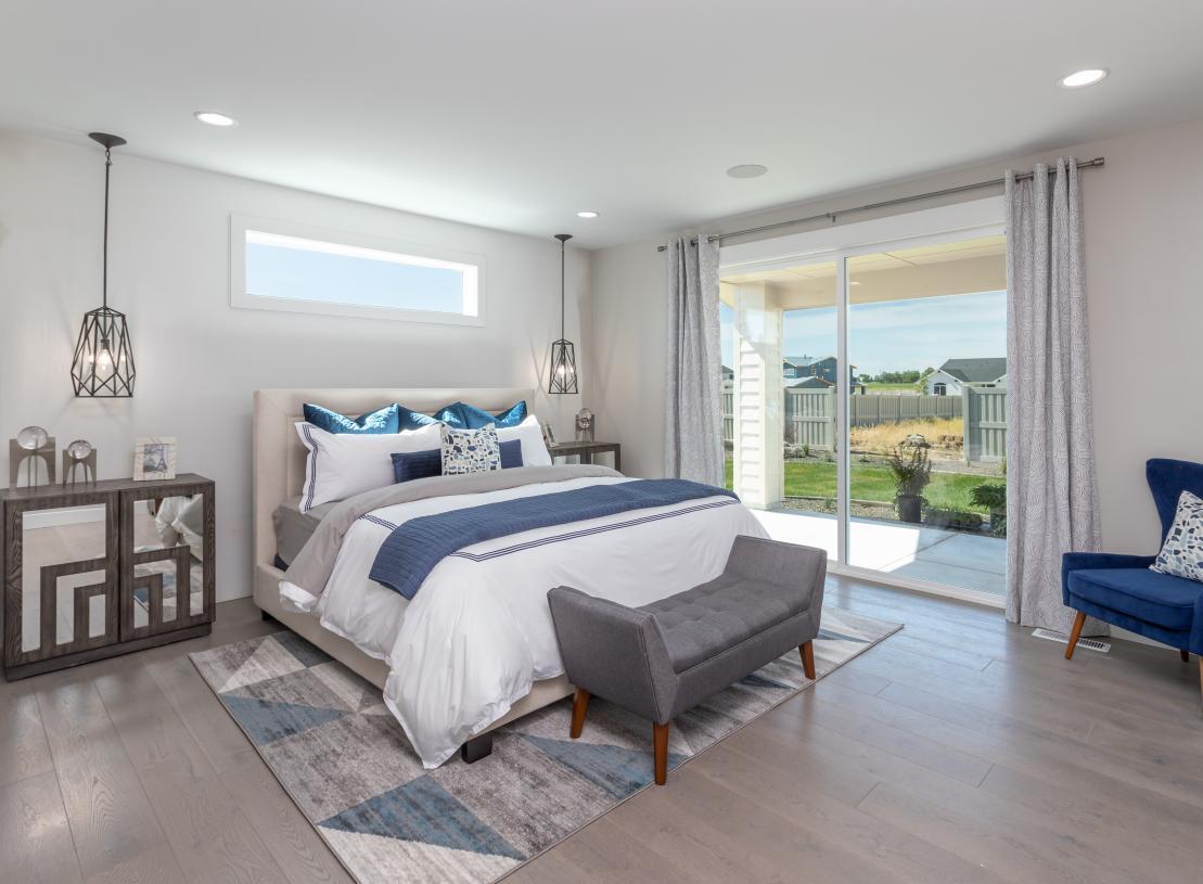 Private primary suites