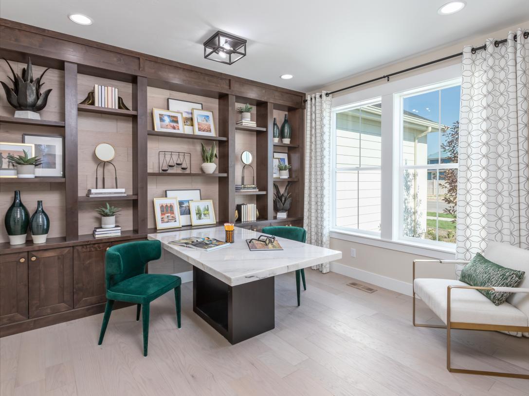 Convenient office spaces