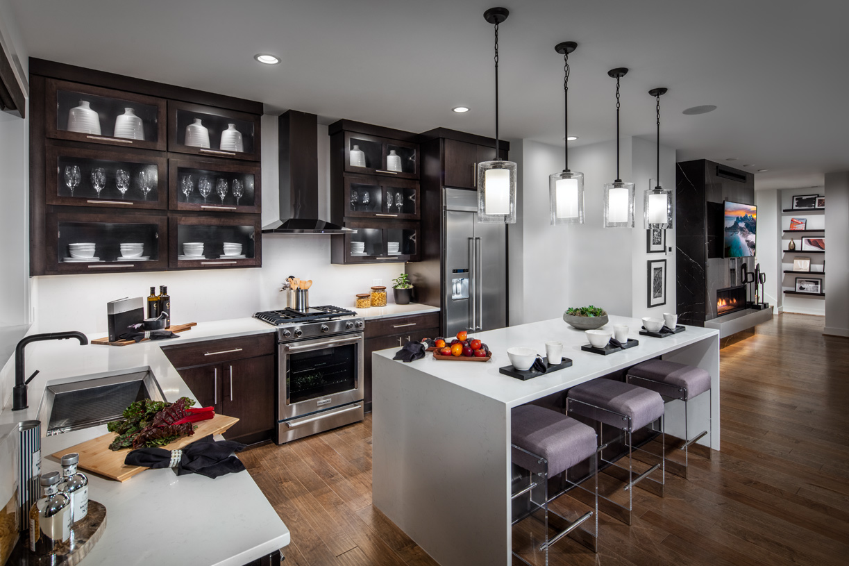 Perfect for entertaining, all homes will offer open-concept floor plans