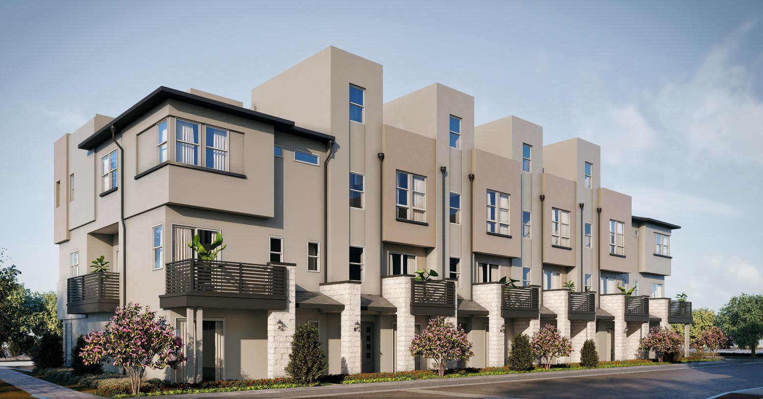 Terraces 3 - Exterior