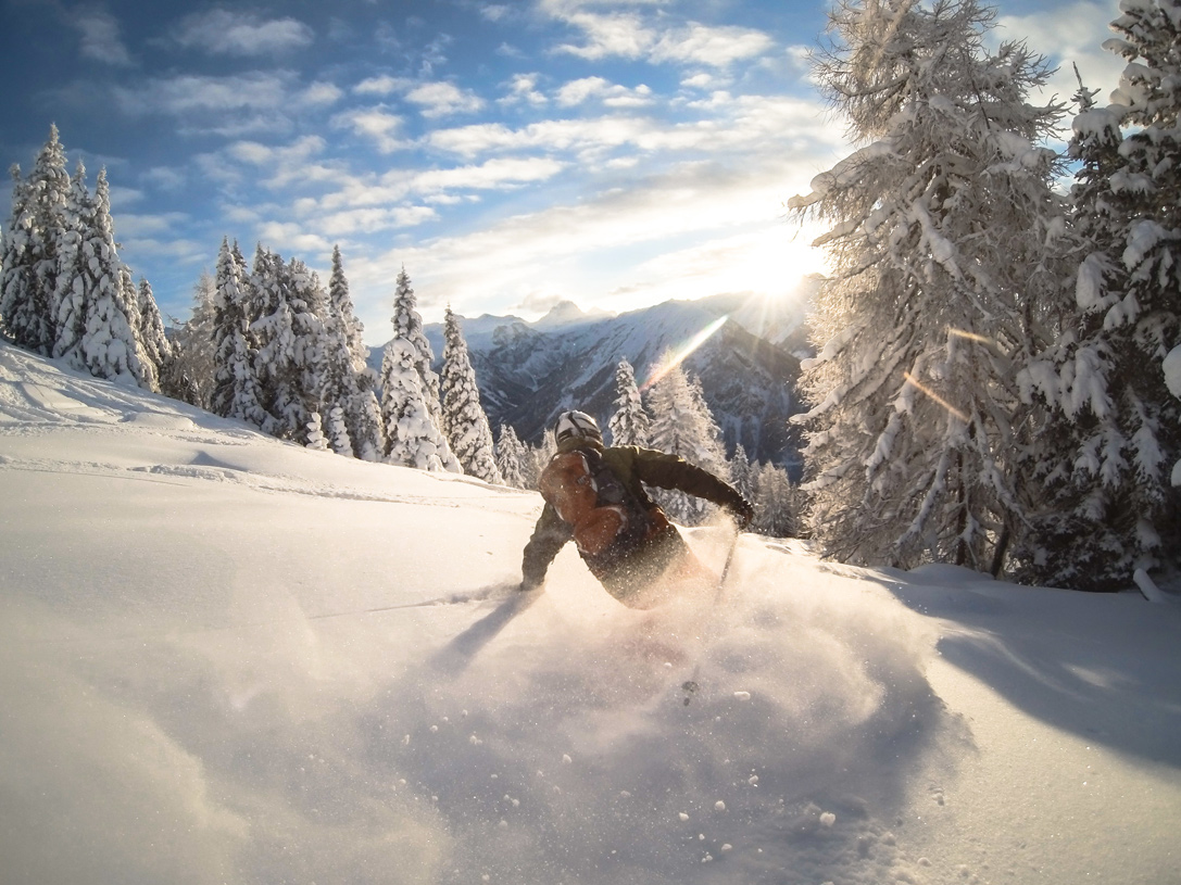 Winter sports at Stevens Pass are only 1.5 hours away