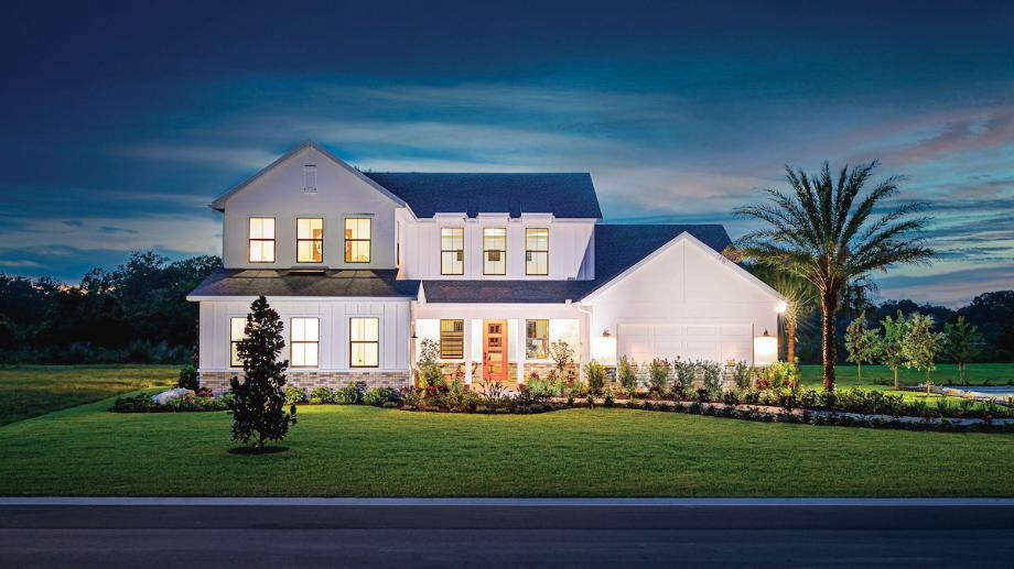 Toll Brothers - Livingston Grove Photo