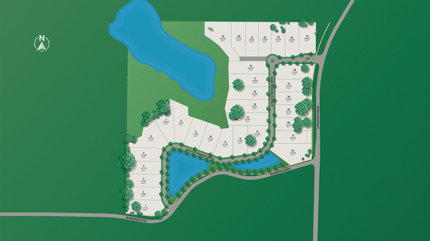 Livingston Grove Site Plan